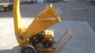 Crommelins Gts 1300 Wood Chipper