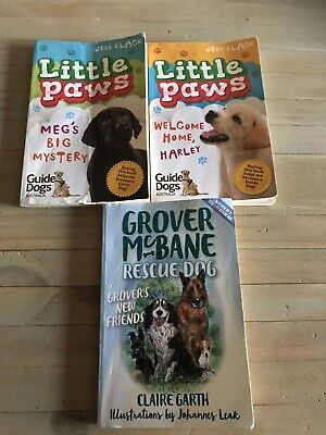 3 X Kids Books - EUC