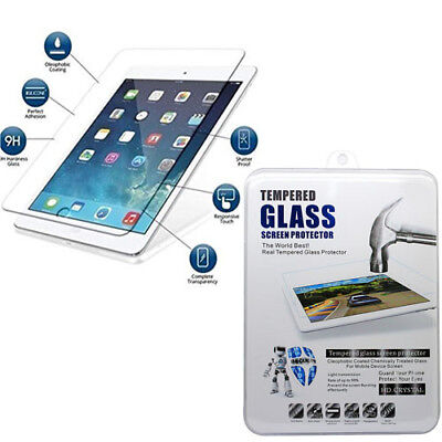 "Invisible Tempered Glass Screen Protector For iPad Pro 12.9"" 2nd Gen A1671 A1670"