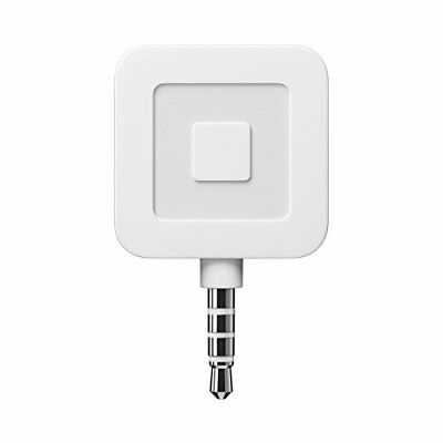 iPhone iPad Android Credit Card Reader Square Magnetic Chip Mobile Machine