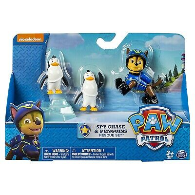 Paw Patrol Spy Chase & Penguins Rescue Set