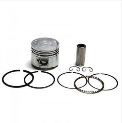 Kit piston 39mm moteur 4 temps scooter Chinois GY6 50cm3 Neuf