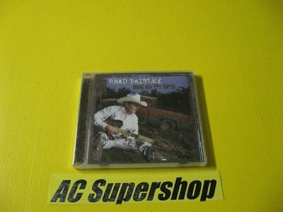 Brad Paisley mud on the tires - CD Compact Disc
