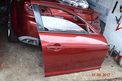 Mazda Rx8 O/s Right Drivers Side Front Door - Copper Red & MAZDA Rx8 O/s Right Drivers Side Front Door - Copper Red - £29.99 ...