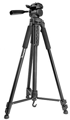 "Ultimax 75"" Professional Lightweight Tripod For Canon Nikon Sony"
