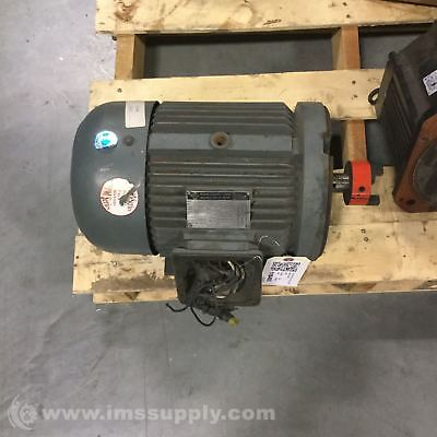 Worldwide Electric Corp. Ww5-184Tc T-Frame Motor  Usip