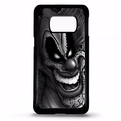 610246bef1ceb Clown jester joker tattoo case cover for Samsung Galaxy S5 S6 S7 edge S8  plus