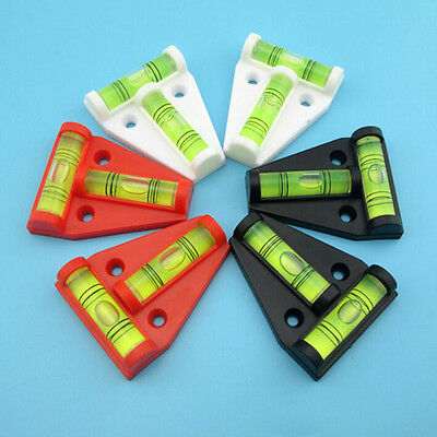 2Way T-type Bubble Spirit Level Leveller Tool Measuring Normal Usage Tripod FY