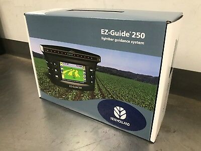 New Trimble EZ Guide 250 GPS Lightbar with Mini-Mag Antenna