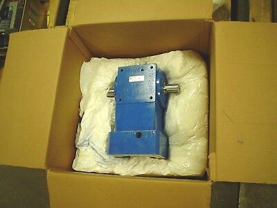 NIB GAM Gear VC Series Gearbox P/N 750594 Ratio 1:1 Ser No G108091 - 60 day wnty