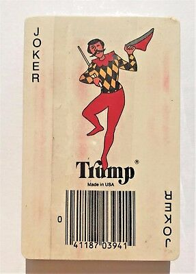 Hoyle Trump Playing Cards - Coat of Arms Design - New Deck Sealed