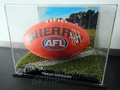 ✺Signed✺ TRENT COTCHIN Football PROOF COA Richmond Tigers 2017 2018 Guernsey