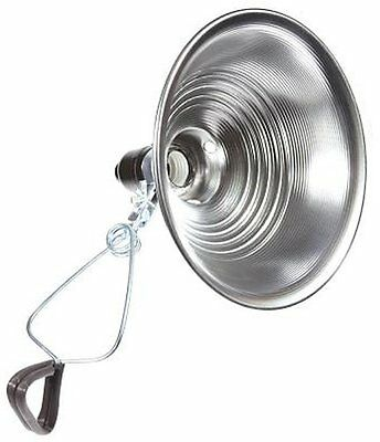 Bayco SL-300 8.5 Inch Clamp Light with Aluminum Reflector , New, Free Shipping