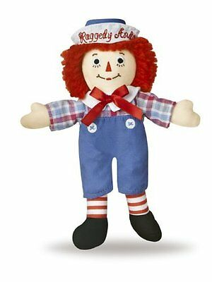 """Raggedy Andy Classic Doll 8"""" , New, Free Shipping"""
