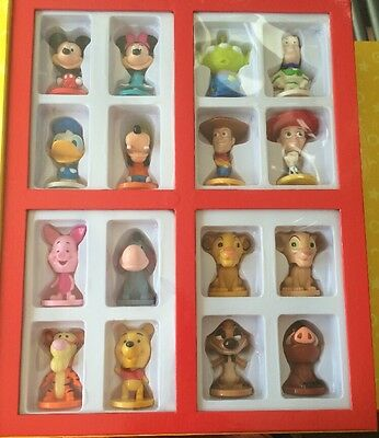 Kellogg's Mini Bobble Heads Collection - Disney Event 2003 Classic Toy Rare Doll