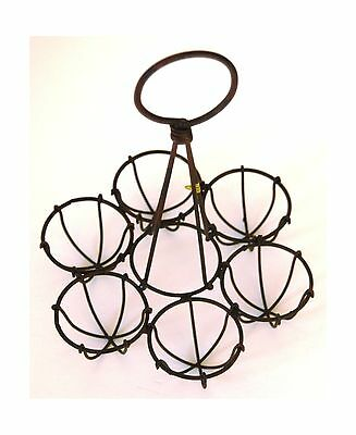 Antique Wire Egg Holder Free Shipping