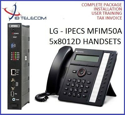 Complete Business Phone System Package + Free Consultation + Free Installation