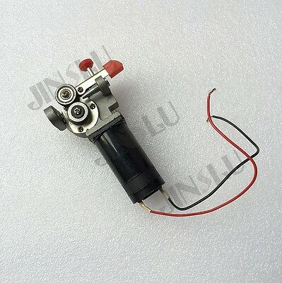 Toothed Gear Box Motor MIG Spool Gun Wire Feed Aluminum Steel Welding Torch