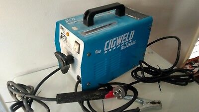 Cigweld ARC Welder - 120 Amp Turbo FREE POST! Read listing for post destinations