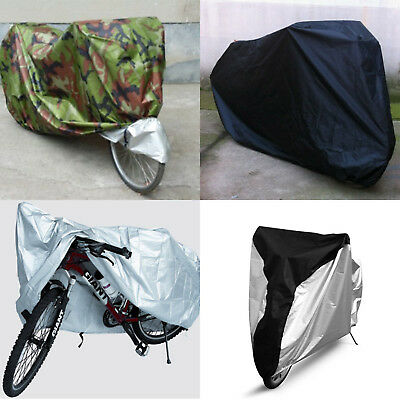 Waterproof Outdoor Motorcycle Motorbike Cruiser Scooter Bike Useful Cover