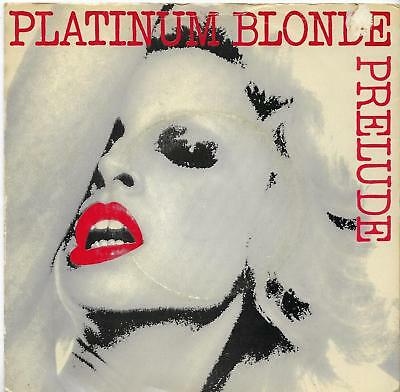 "Prelude - Platinum Blonde - 7"" Single"