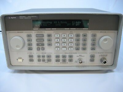 [Good Test condition, 30 Days Warranty] HP / Agilent 8648C RF Signal Generater