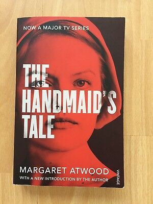 The Handmaids Tale (Vintage Classics) by Margaret Atwood  New Edition