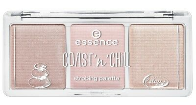 """essence LE """"& cost n chill"""" strobing palette (01 be happy & shine more!) NEU&OVP"""