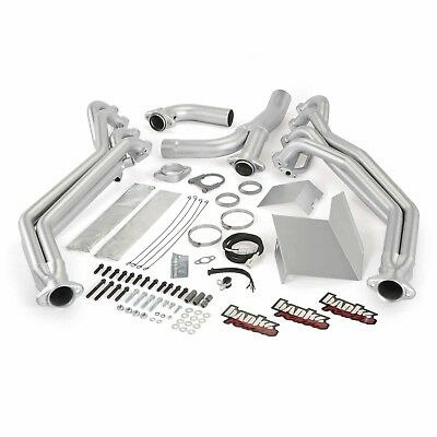 Banks Power 49220 TorqueTube Exhaust Manifolds 93-98 Motorhome