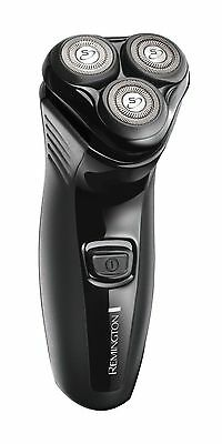 REMINGTON MENS ROTARY R3150 ELECTRIC SHAVER DUALTRACK FREE 2to3 Pin PLUG