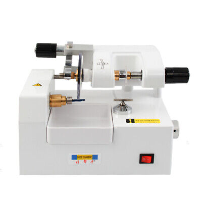Automatic Optical Lens Cutter Eyeglass Cutting Milling Grinding Machine 220V