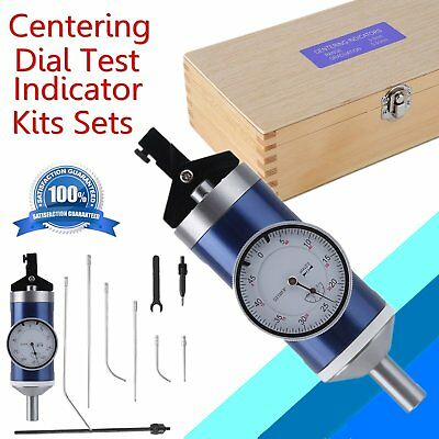 Dial Test Coaxial Centering Indicator Centre Finder Milling Tool Best Accuracy W