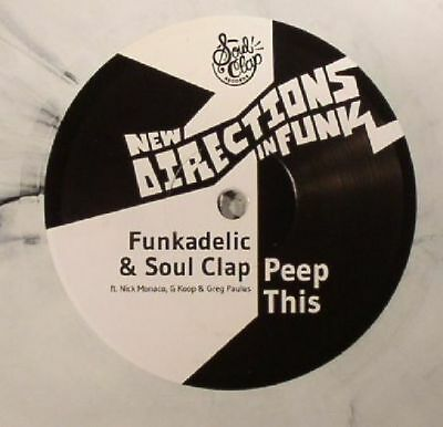 FUNKADELIC/SOUL CLAP/BRIAN ELLIS REFLECTION - New Directions in Funk: Peep This