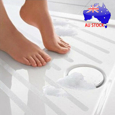 12pc Anti Slip Bath Grip Stickers Non Slip Shower Strips Pad Floor Safety Tape