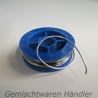 Solder 0,8mm with Flux approx. 1, 66M Soldering Wire Pipe Iron Tin