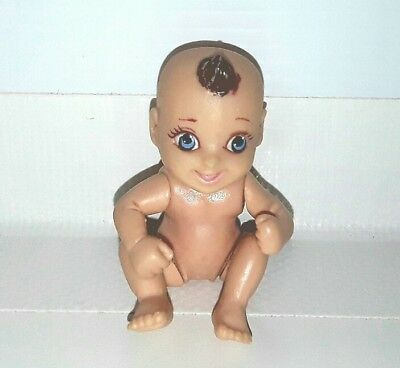 Tiny baby doll figure toy Mini Miniature