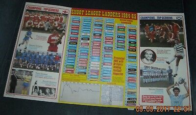Still miss shoot league ladders try ours english for League two table 1984 85