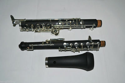 new advanced oboe C key semiautomatic composite wood studen oboe