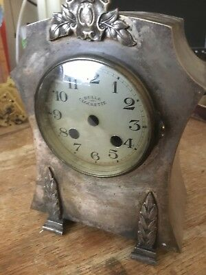 antique Bulle clock case