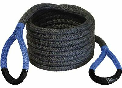 38MM X 6M Kinetic Rope -38000kg - Recovery Dyneema Tow Bubba Winch Offroad 4WD