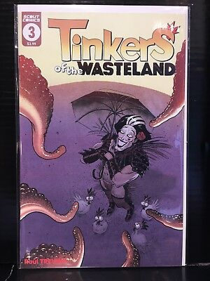 Tinkers of the Wasteland #3 NM- 1st Print Free UK P&P Scout Comics