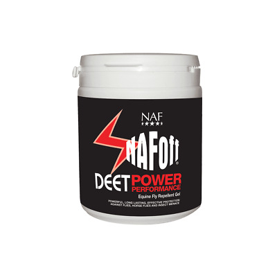 Natural Animal Feeds NAF Off Deet Power Performance Gel