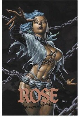 Rose 6 NM+ David Finch Variant - Image Comics Sold Out