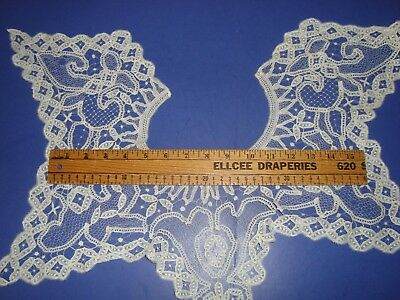 Antique / Vintage Lace Collar-Sewing-Doll Dressing- Arts -Crafts