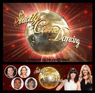 2018 Strictly Come Dancing Christmas Gift Pack 2018 Annual & Calendar Fast Post