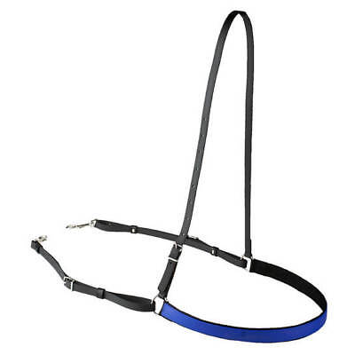 Finntack Pro Synthetic 100% Beta Harness Racing Breast Collar Horse Size