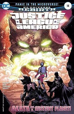 JUSTICE LEAGUE OF AMERICA #14 | $2.79 LOWEST PRICE ONLINE! | $1.99 Shipping!!!
