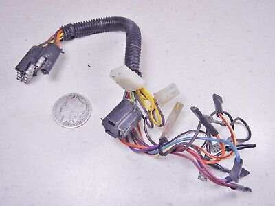 92 Polaris Indy 500 Efi Misc Headlight Head Light Lamp Wiring Sub-Harness