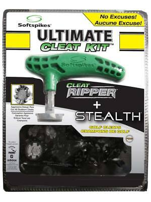 SoftSpikes Stealth Ultimate Cleat Kit