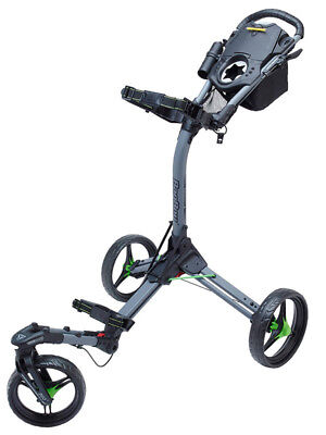 BagBoy Triswivel MKII Buggy Graphite/Lime